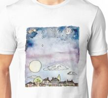 Small world  Unisex T-Shirt