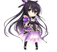 Date A Live Tohka by fennecz
