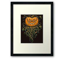 The Great Pumpkin King Framed Print