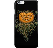 The Great Pumpkin King iPhone Case/Skin