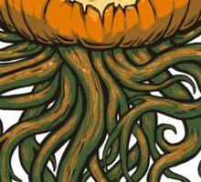 The Great Pumpkin King Sticker