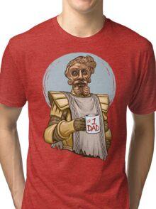 Giant Dad Tri-blend T-Shirt