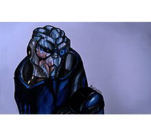 Garrus Vakarian - Mass Effect 2 Photographic Print