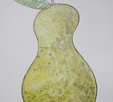 Pretty Pear by JennaSaunders