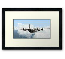 RAAF C-130E Hercules Framed Print