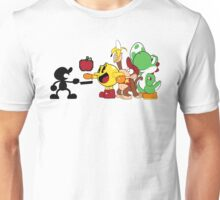 Smashing Food Unisex T-Shirt
