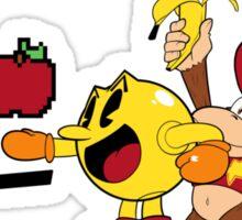 Smashing Food Sticker