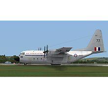 Royal Australian Air Force C-130 Hercules Photographic Print