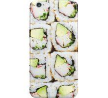 Sushi Rolls iPhone Case/Skin