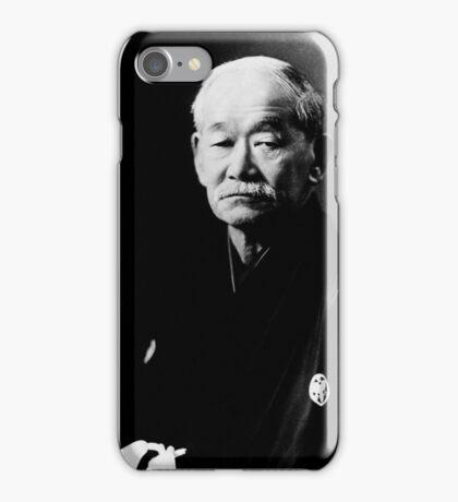 Jigoro Kano JUDO iPhone Case/Skin