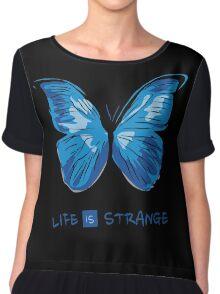 LIFE IS STRANGE - BUTTERFLY Chiffon Top