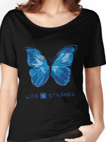 LIFE IS STRANGE - BUTTERFLY Women's Relaxed Fit T-Shirt