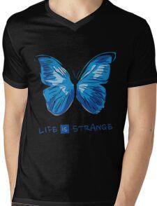 LIFE IS STRANGE - BUTTERFLY Mens V-Neck T-Shirt