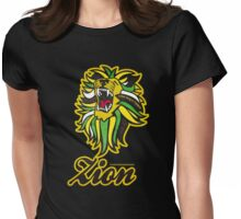 IRON LION ZION Womens Fitted T-Shirt