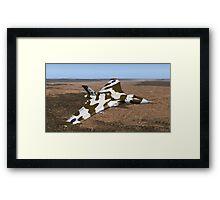 Arvo Vulcan Framed Print