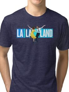 La La Land Musical Tri-blend T-Shirt