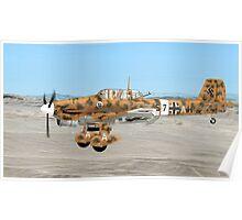 Junkers Ju 87  (stuka dive bomber) Poster