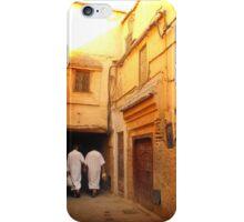 Walk to the Prayer House iPhone Case/Skin