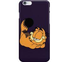 "a ""cheshire"" garfield (full body) iPhone Case/Skin"