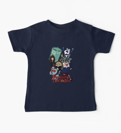 Adventure Time-Lord Generation 12 Baby Tee