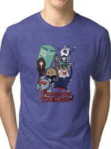 Adventure Time-Lord Generation 12 Tri-blend T-Shirt