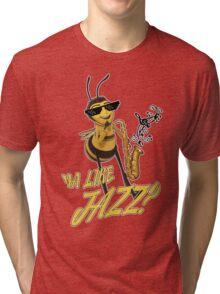 Bee Movie - Ya Like Jazz? Tri-blend T-Shirt