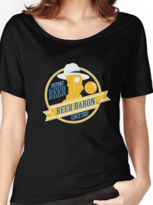 Beer Baron Women's Relaxed Fit T-Shirt