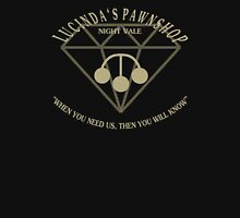 Lucinda's Pawn Shop Unisex T-Shirt