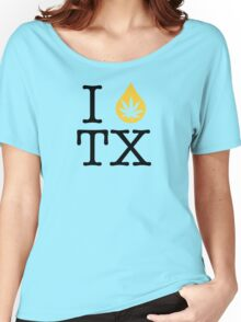 I Dab TX (Texas) Weed Women's Relaxed Fit T-Shirt