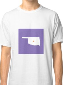 Oklahoma Love Classic T-Shirt