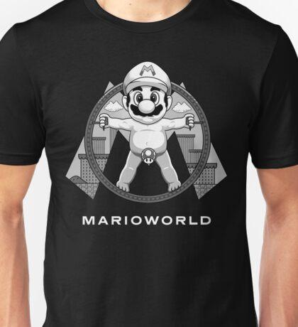 Mario World Unisex T-Shirt