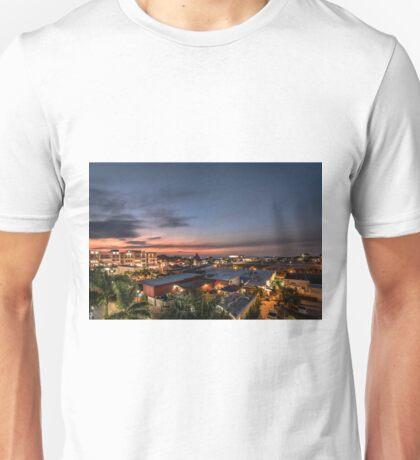 December Twilight Unisex T-Shirt