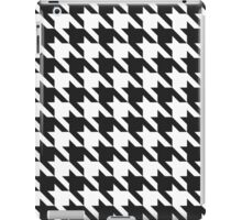 Classic Houndstooth iPad Case/Skin