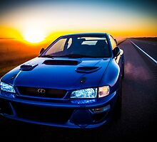 Subaru Sunrise by Shaynelee
