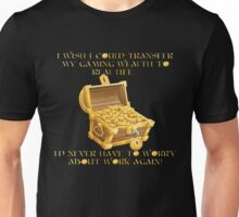 Gaming Wealth Unisex T-Shirt