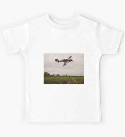 Hawker Hurricane Mk XIIa  [G-HURI] Kids Tee