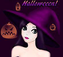 Happy Halloween  by LARiozzi