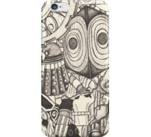 The World of the Doctor iPhone Case/Skin