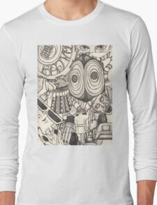 The World of the Doctor Long Sleeve T-Shirt