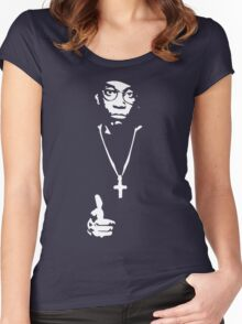 """""""Big L tribute"""" Women's Fitted Scoop T-Shirt"""