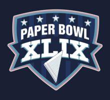 Paper Bowl Sunday T-Shirt
