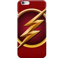 the flash tv symbol iPhone Case/Skin