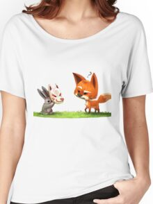 Sly Rabbit Women's Relaxed Fit T-Shirt