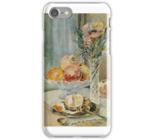 GUNNAR WIDFORSS  - watercolor on paper iPhone Case/Skin