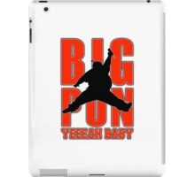 Big Punisher  iPad Case/Skin