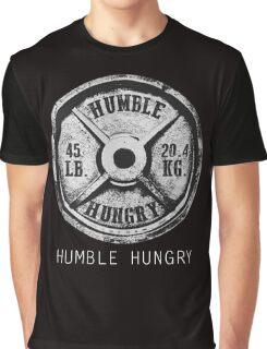 HUMBLE HUNGRY T SHIRT Graphic T-Shirt