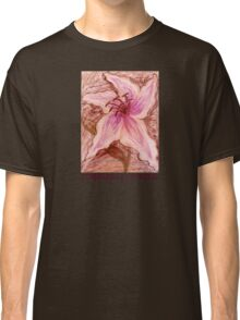 Stargazer Lily in Pastel shirt Classic T-Shirt