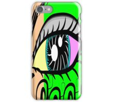 Beauty in the Eye of the Beholder iPhone Case/Skin