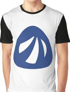 Antergos Linux Logo Graphic T-Shirt