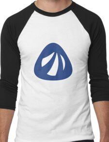 Antergos Linux Logo Men's Baseball ¾ T-Shirt